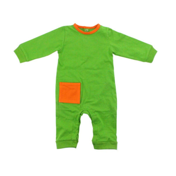 KMJS G TUBE ONESIES green apple
