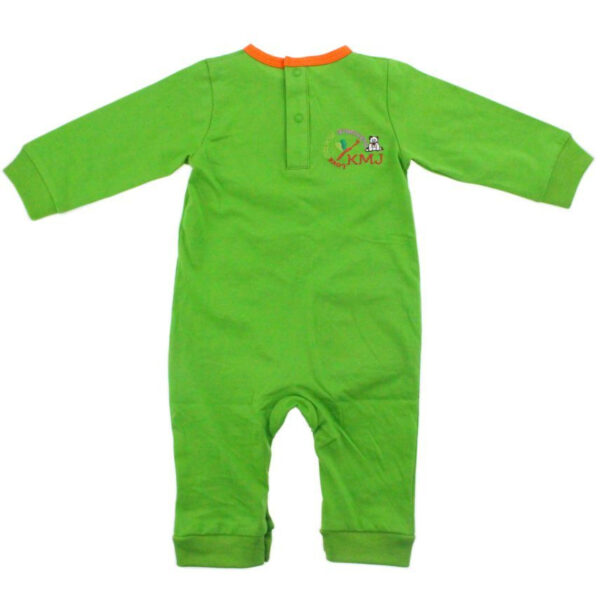 KMJS G TUBE ONESIES green apple 1